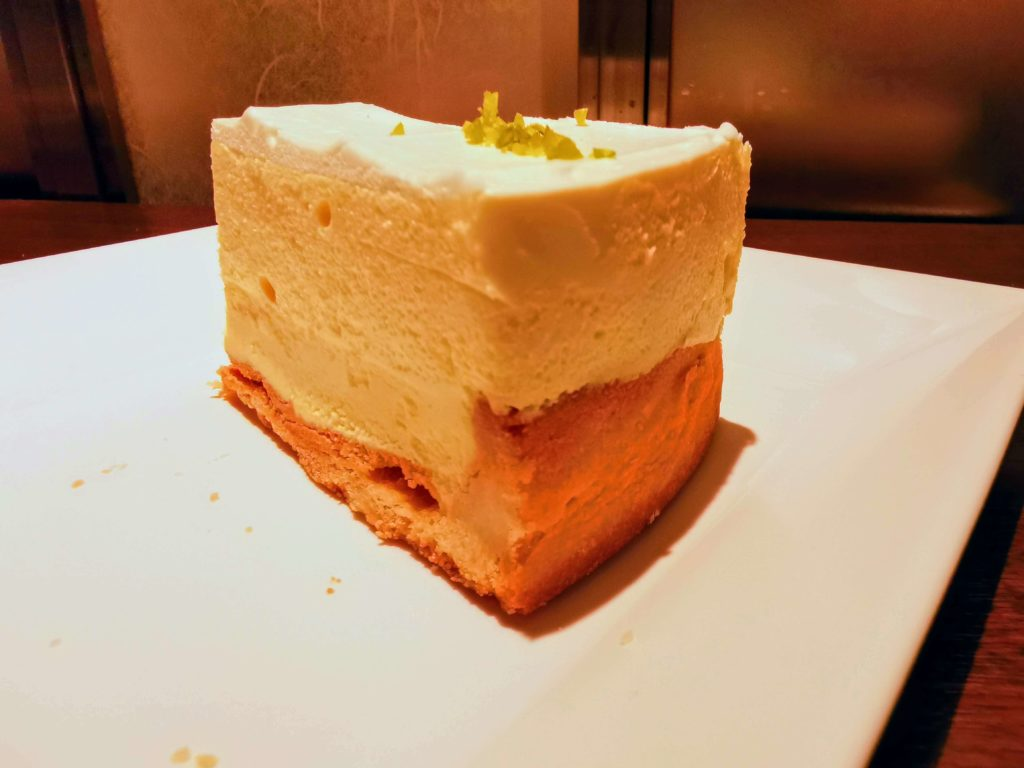 カフェミヤマ ダブルチーズケーキ (9)