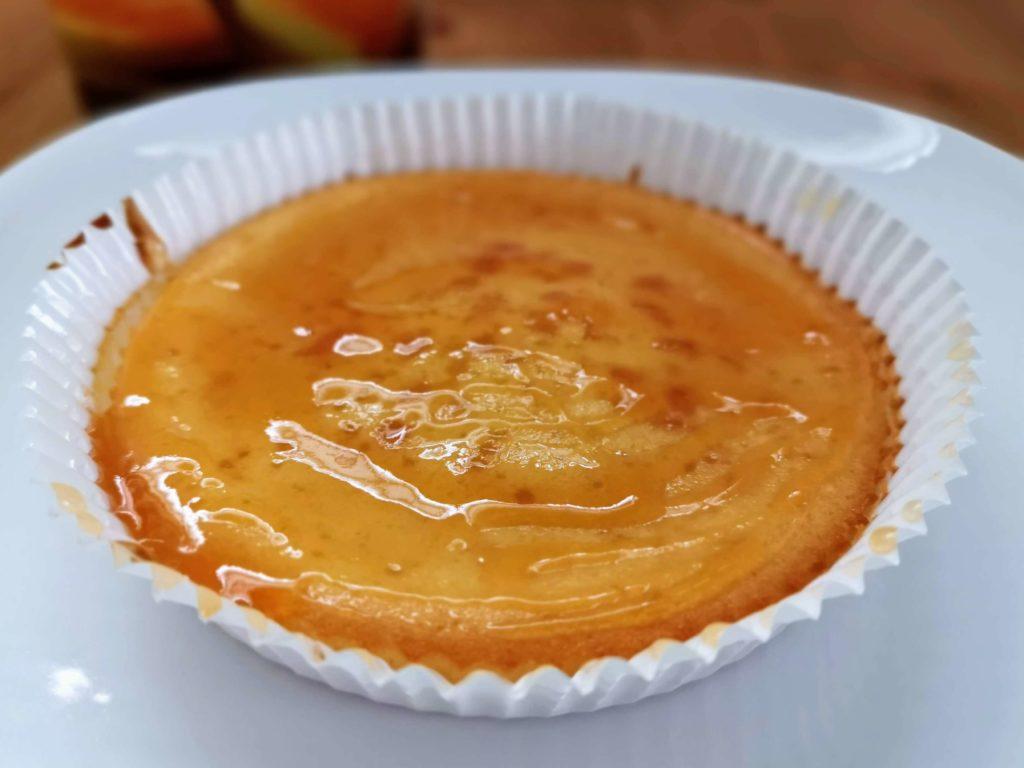 無印良品 自分でつくるベイクドチーズケーキ (15)