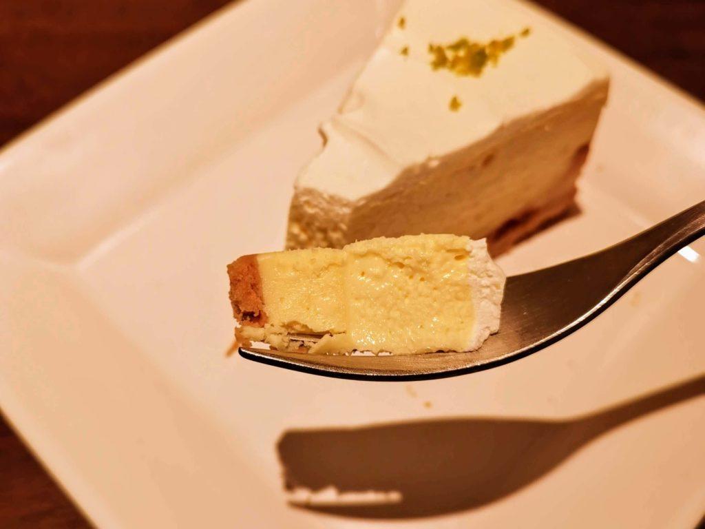 カフェミヤマ ダブルチーズケーキ (8)