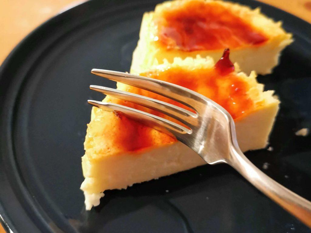 ミニストップ・ドンレミー バスク風チーズケーキ