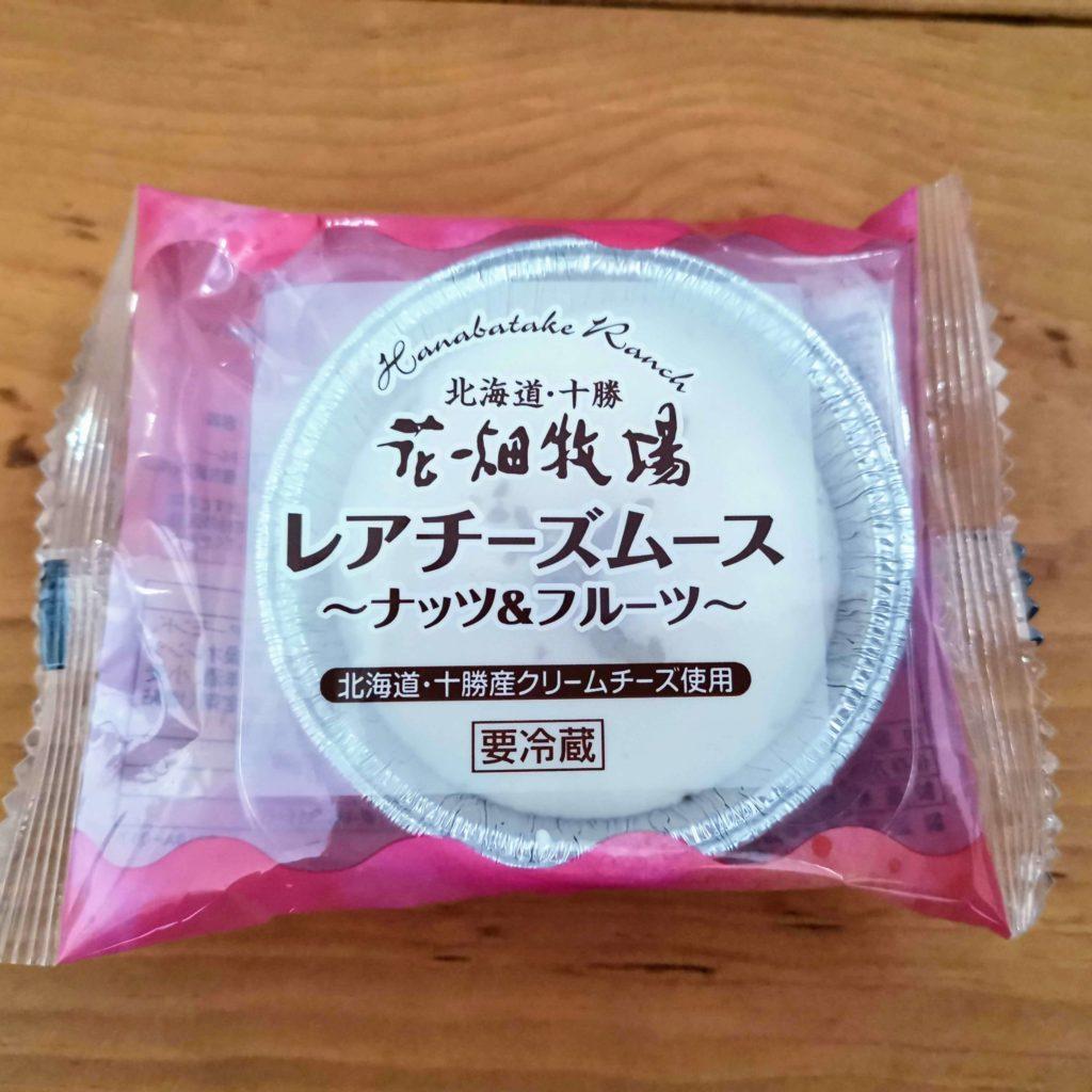 花畑牧場 レアチーズムース (4)