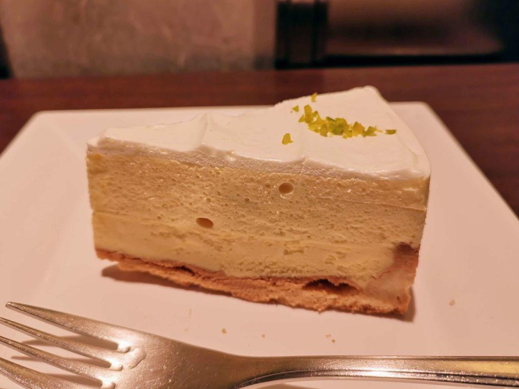 カフェミヤマ ダブルチーズケーキ (2)