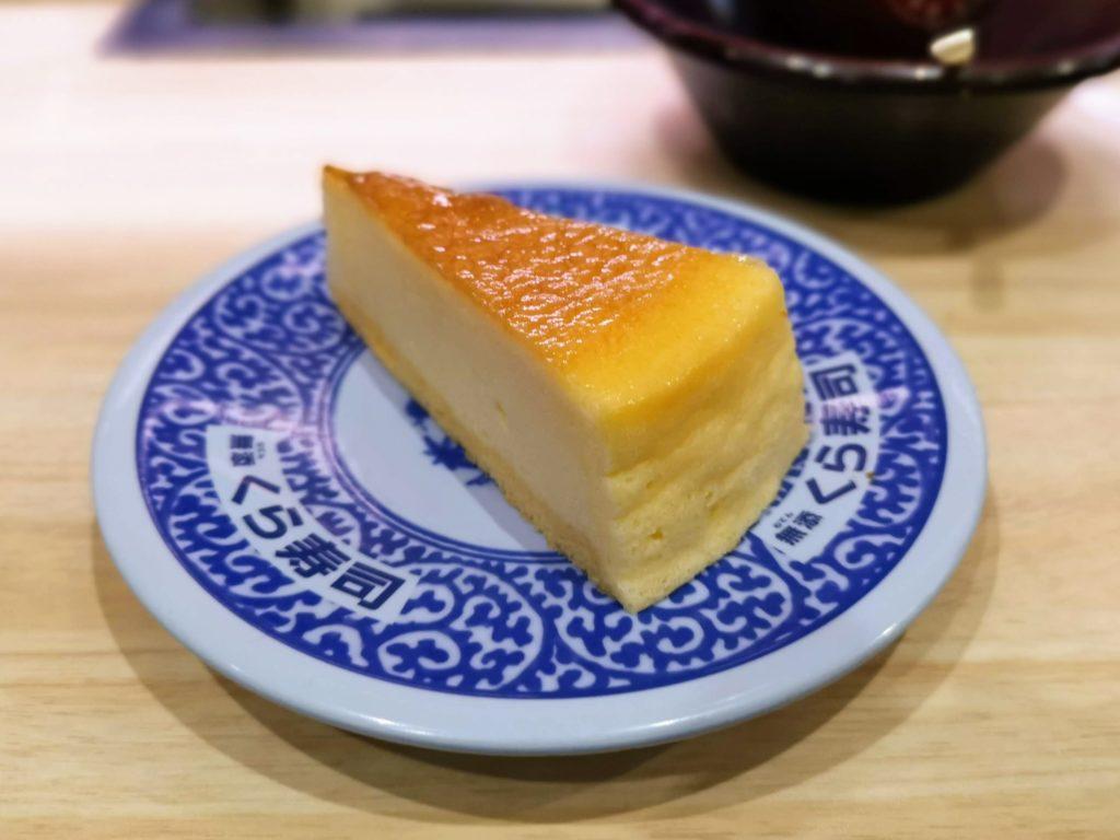 チーズケーキ くら寿司