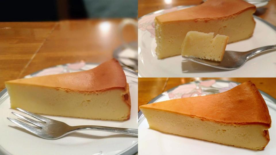 カスタネット 自由が丘 ベイクドチーズケーキ