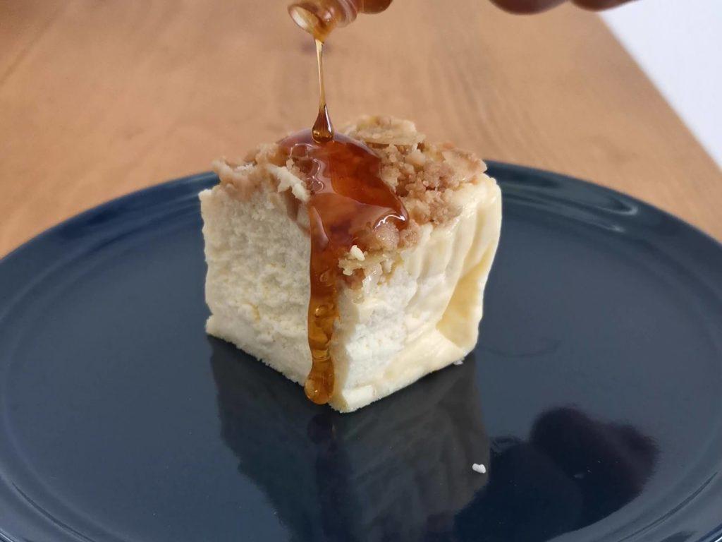銀座 レゾルカ 贅沢チーズケーキ (4)