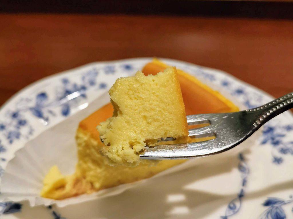 ドトールコーヒーショップ ベイクドチーズケーキ (5)