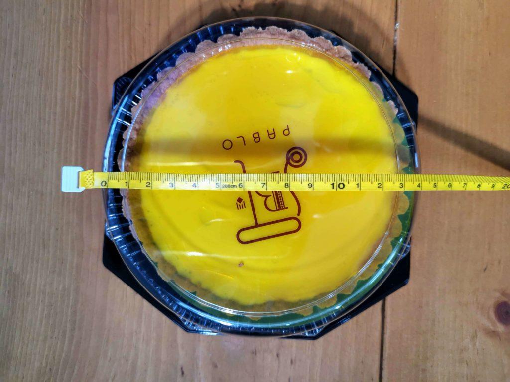 プレシア ベイクドレア2層仕立てのチーズタルト パブロ監修 (5)
