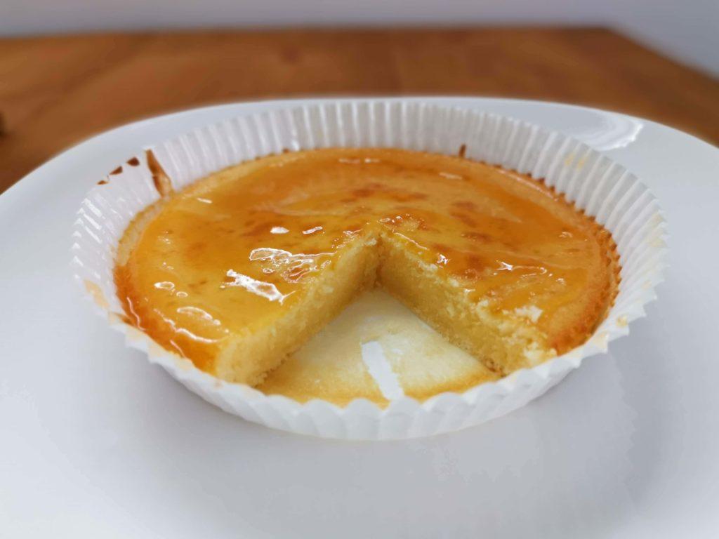 無印良品 自分でつくるベイクドチーズケーキ (21)