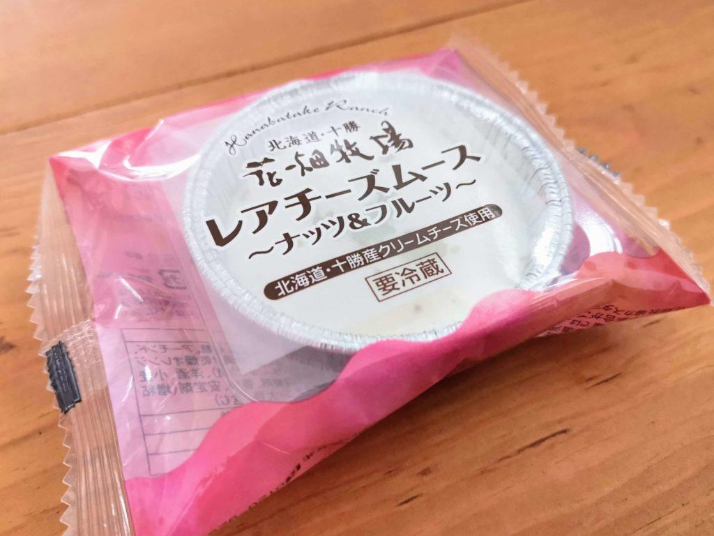 花畑牧場 レアチーズムース (5)