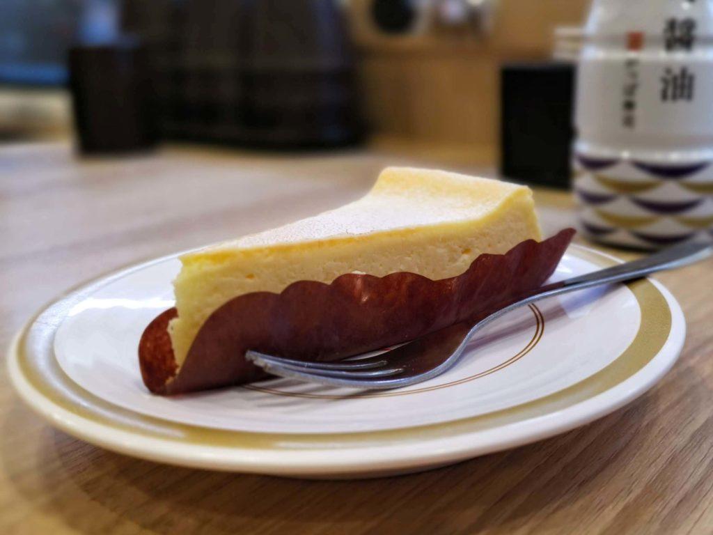 かっぱ寿司 チーズケーキ (7)
