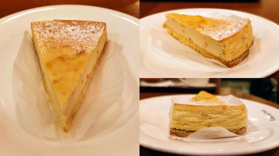カフェ・ド・クリエ メイプルナッツベイクドチーズケーキ (13)