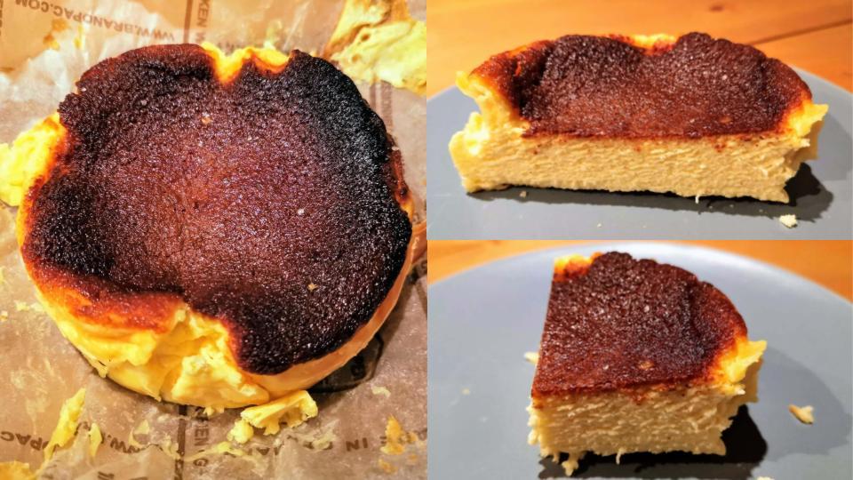 バスクチーズケーキ レーブドゥシェフ (7)