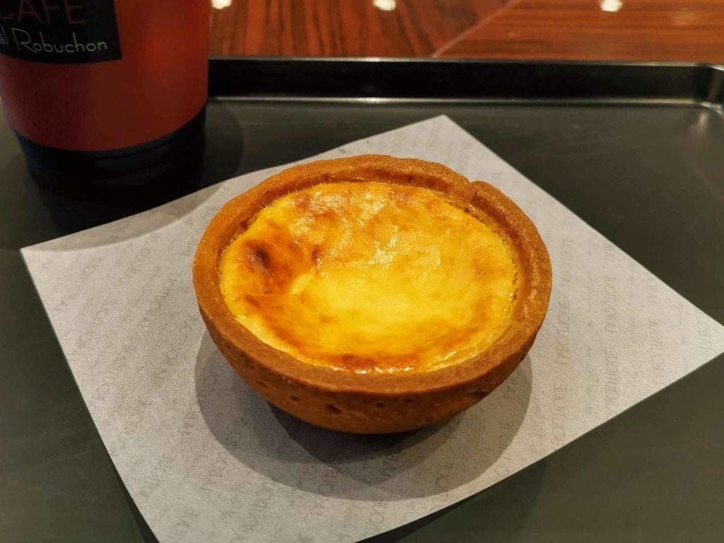ルパンジョエル・ロブション アルザスのチーズケーキ (3)