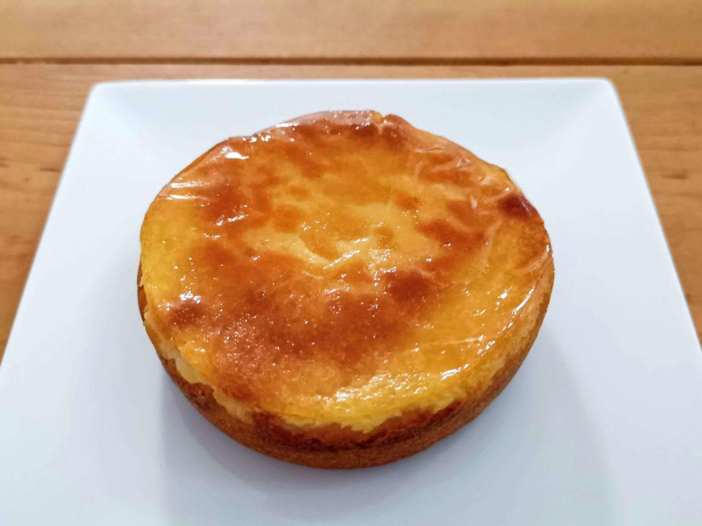 【ファミリーマート・敷島製パン】コク深い味わい・ベイクドチーズタルト (5)