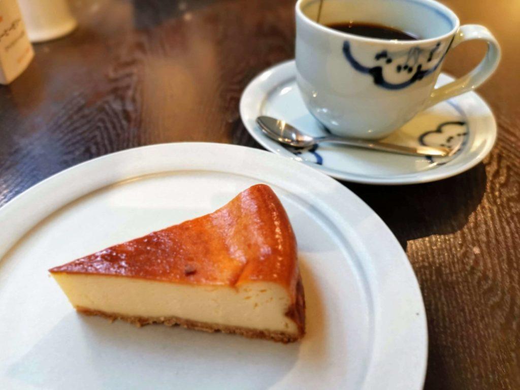 中野 ムトウ MUTO coffee roastery チーズケーキ