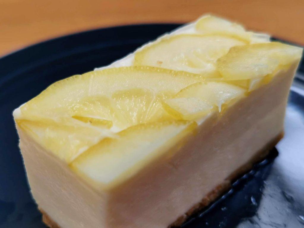 コガネイチーズケーキ ハニーレモンチーズケーキ (4)