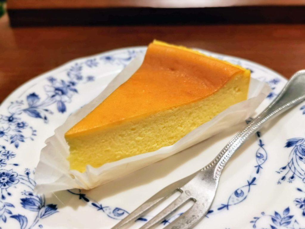 ドトールコーヒーショップ ベイクドチーズケーキ (14)