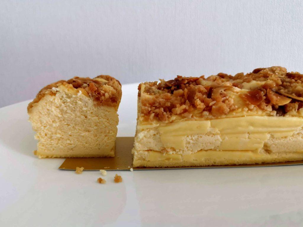 銀座 レゾルカ 贅沢チーズケーキ (7)