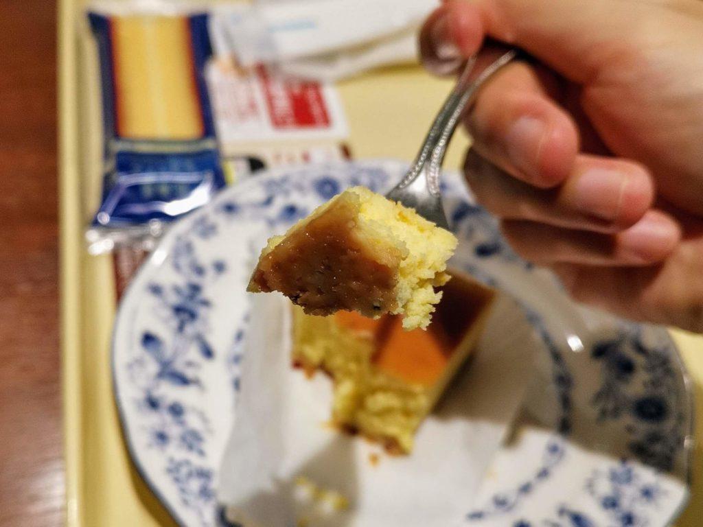 ドトールコーヒーショップ ベイクドチーズケーキ
