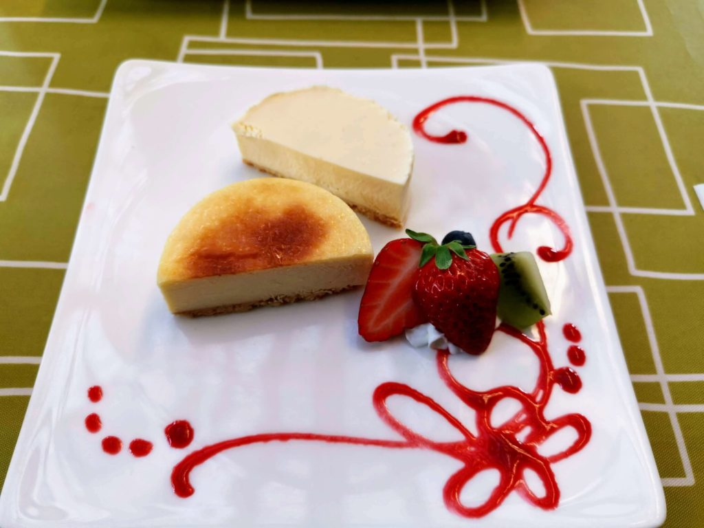 名古屋チーズケーキ専門店 スイートオブオレゴン(sweet of oregon) プレーン