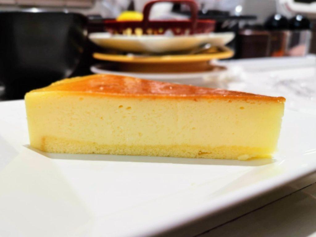 魚べい レモンのチーズケーキ