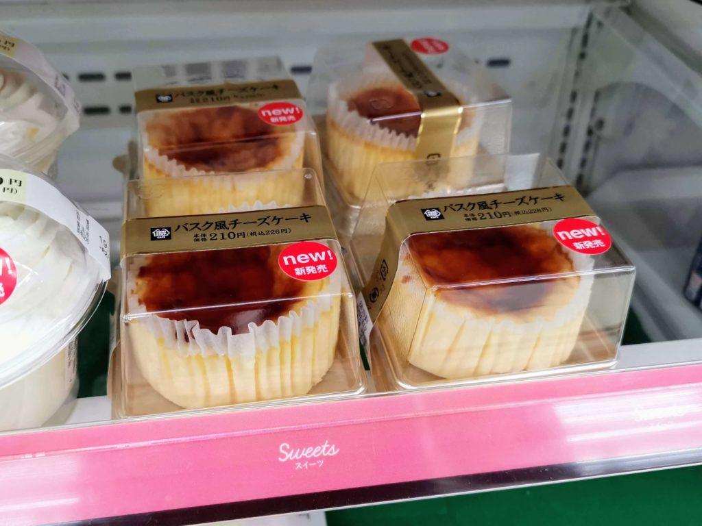ミニストップ・ドンレミー バスクチーズケーキ (2)