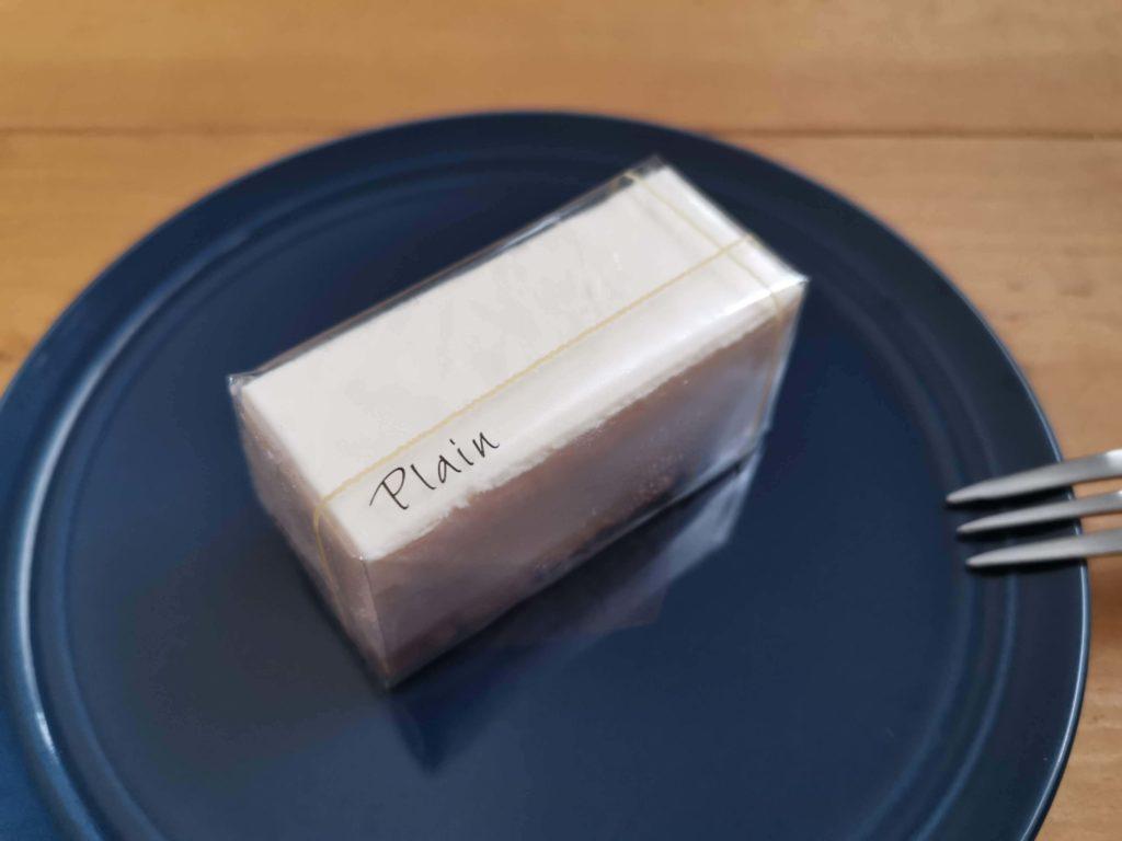 コガネイチーズケーキ きび砂糖プレーンのレアチーズケーキ (2)