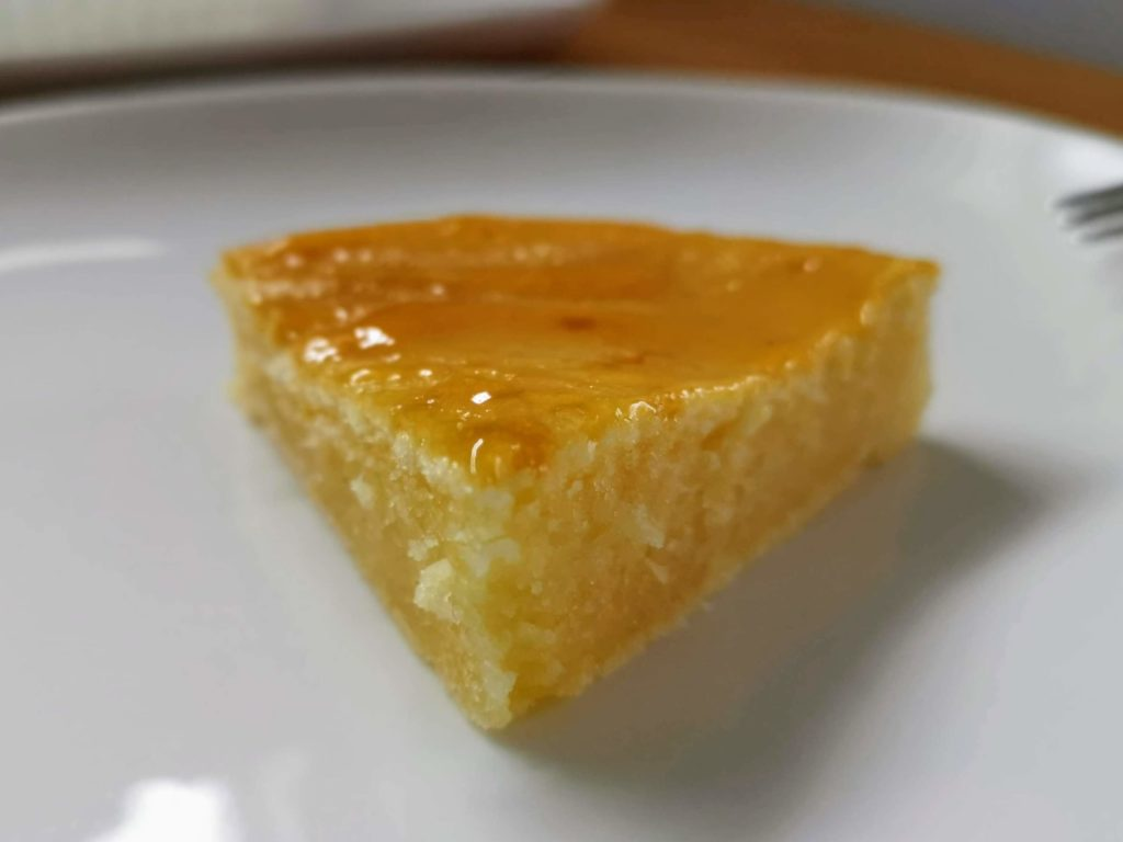 無印良品 自分でつくるベイクドチーズケーキ (20)