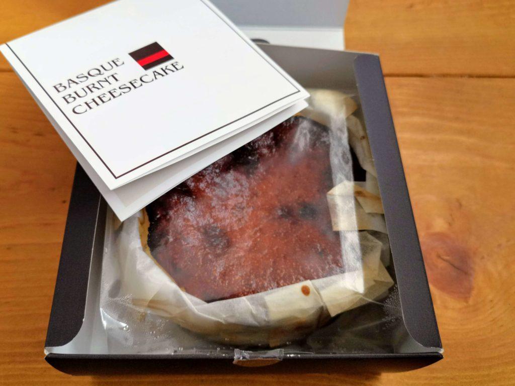 香のか バスクチーズケーキ (3)