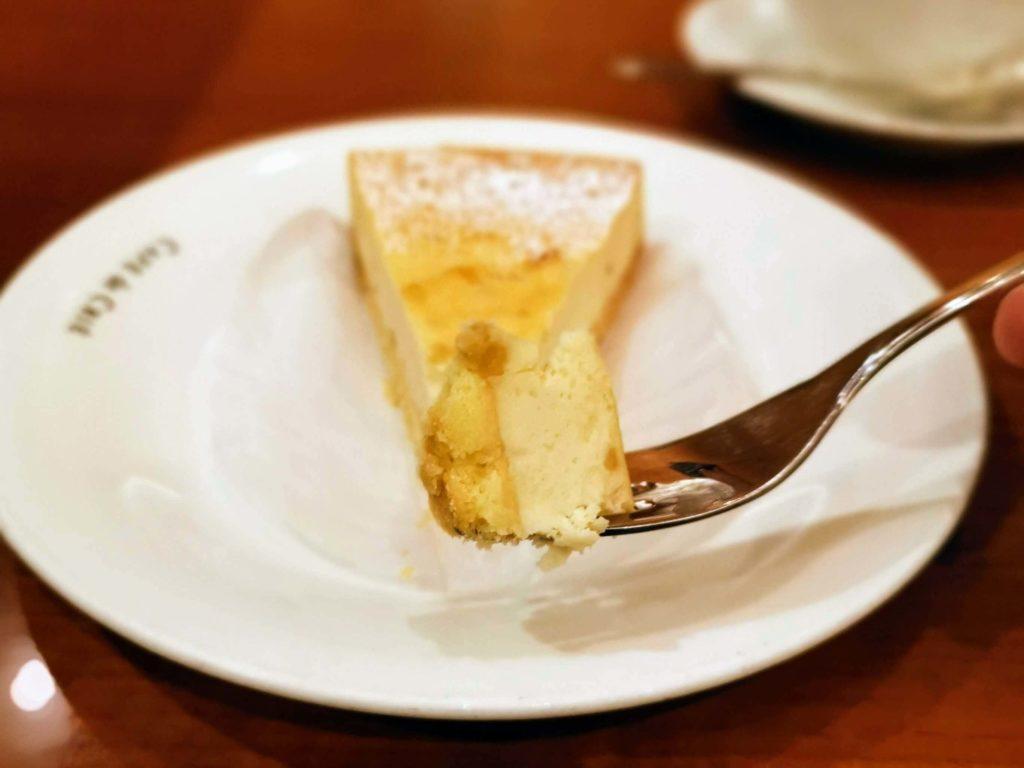 カフェ・ド・クリエ メイプルナッツベイクドチーズケーキ (1)