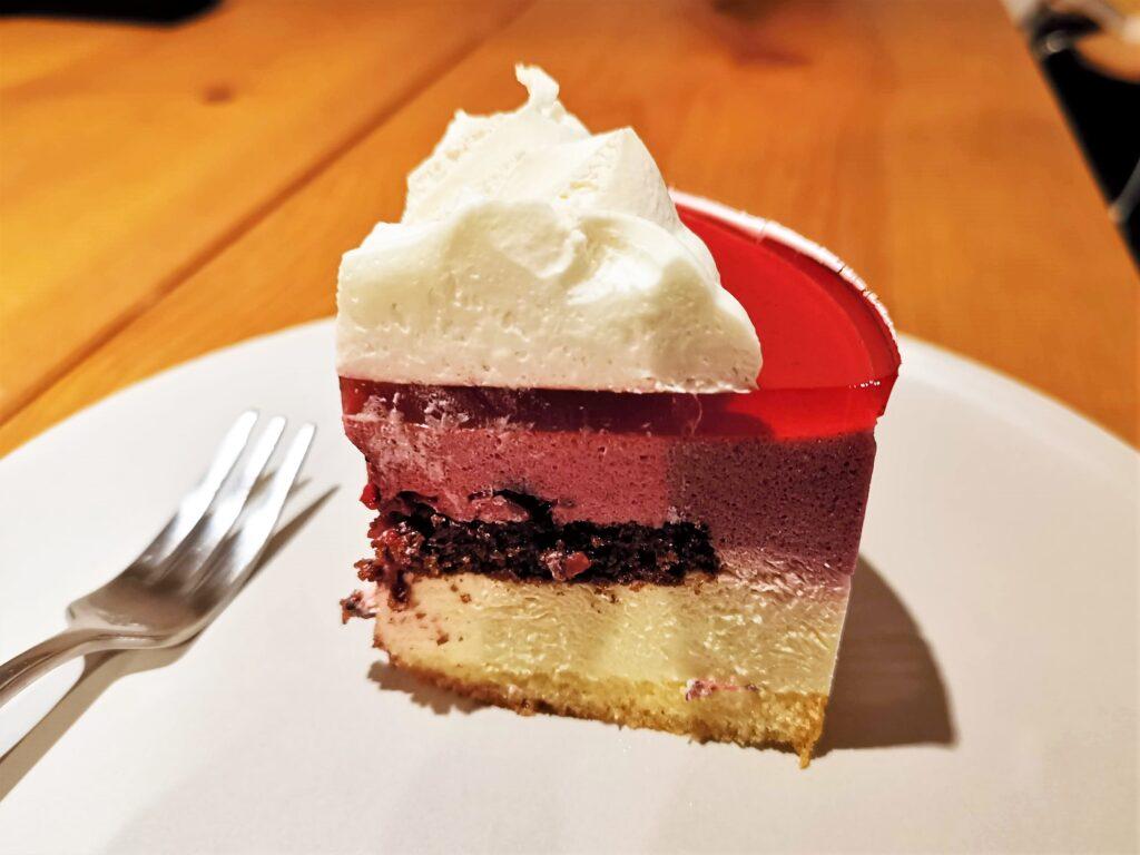 カフェスペリオーレ クリスマスケーキの写真 (2)