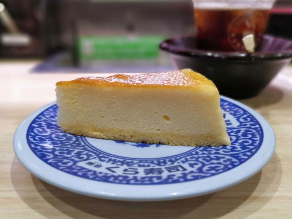 くら寿司 チーズケーキ (6)