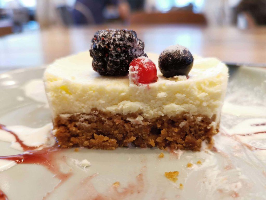 渋谷【café 1886 at Bosch】ベイクドチーズケーキ