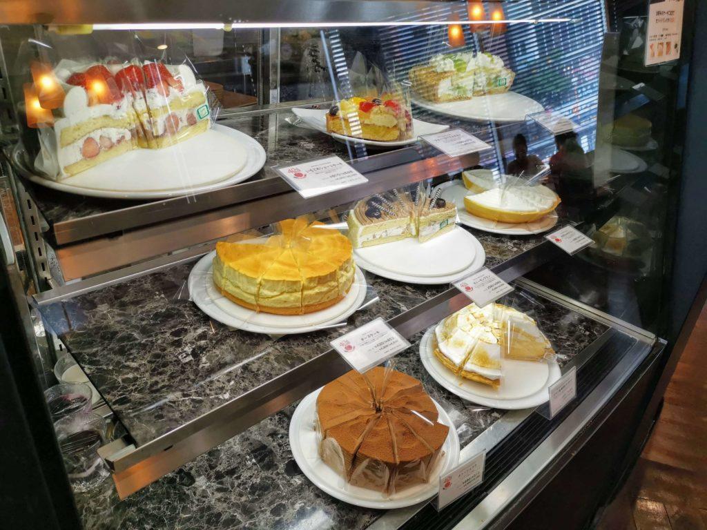 カフェスペリオーレ 中野サンプラザ店 チーズケーキ (3)