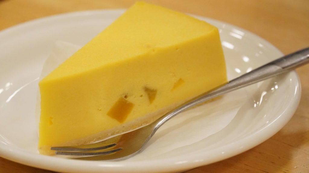 ポポラマーマ かぼちゃのチーズケーキ