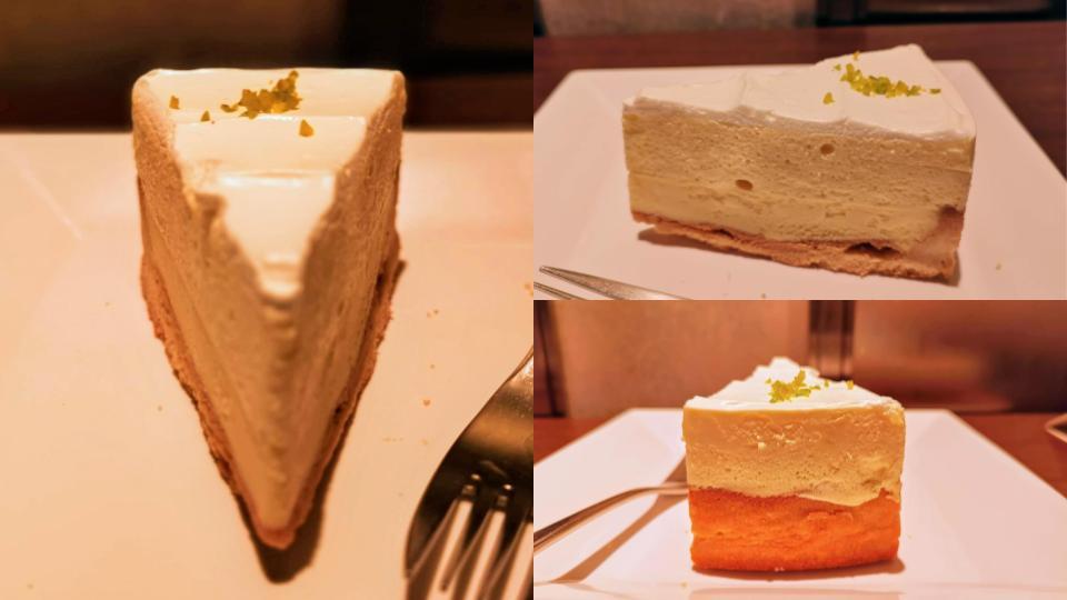 カフェミヤマ ダブルチーズケーキ