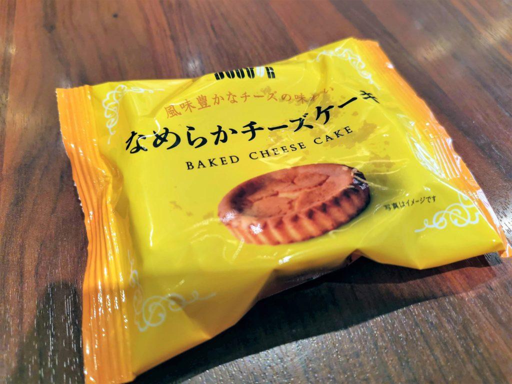 ドトール なめらかなチーズケーキ (3)