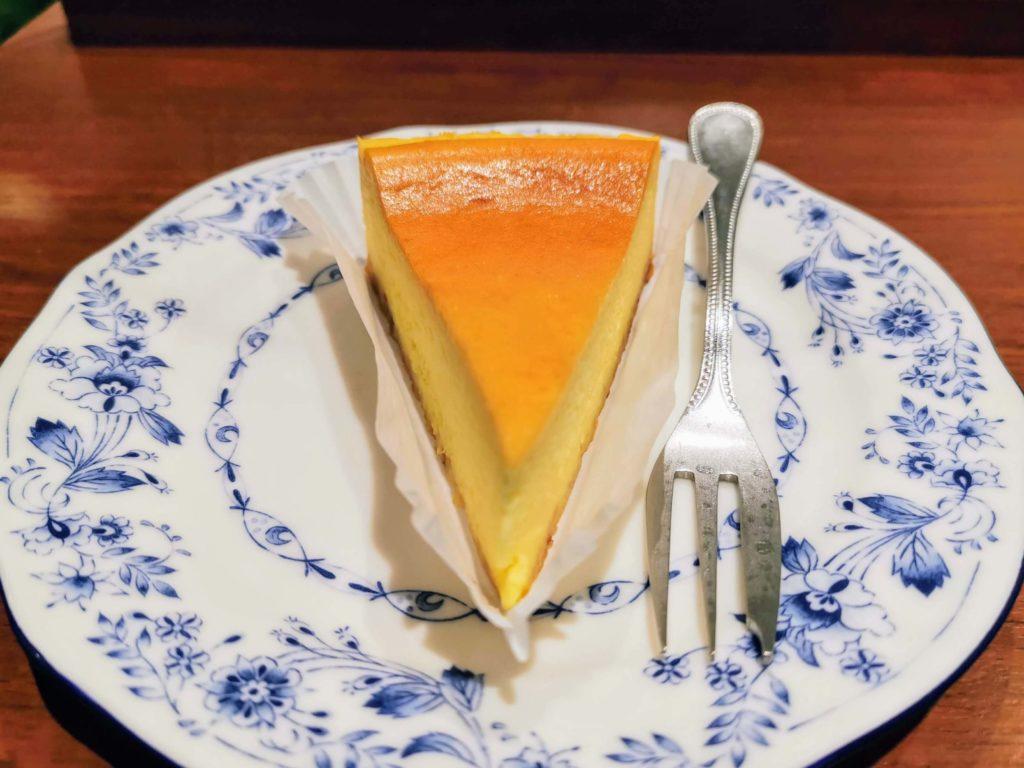 ドトールコーヒーショップ ベイクドチーズケーキ (13)