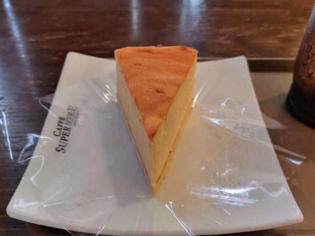 カフェスペリオーレ 中野サンプラザ店 チーズケーキ (7)