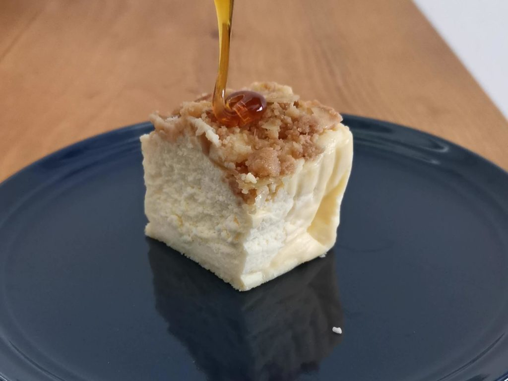 銀座 レゾルカ 贅沢チーズケーキ (3)
