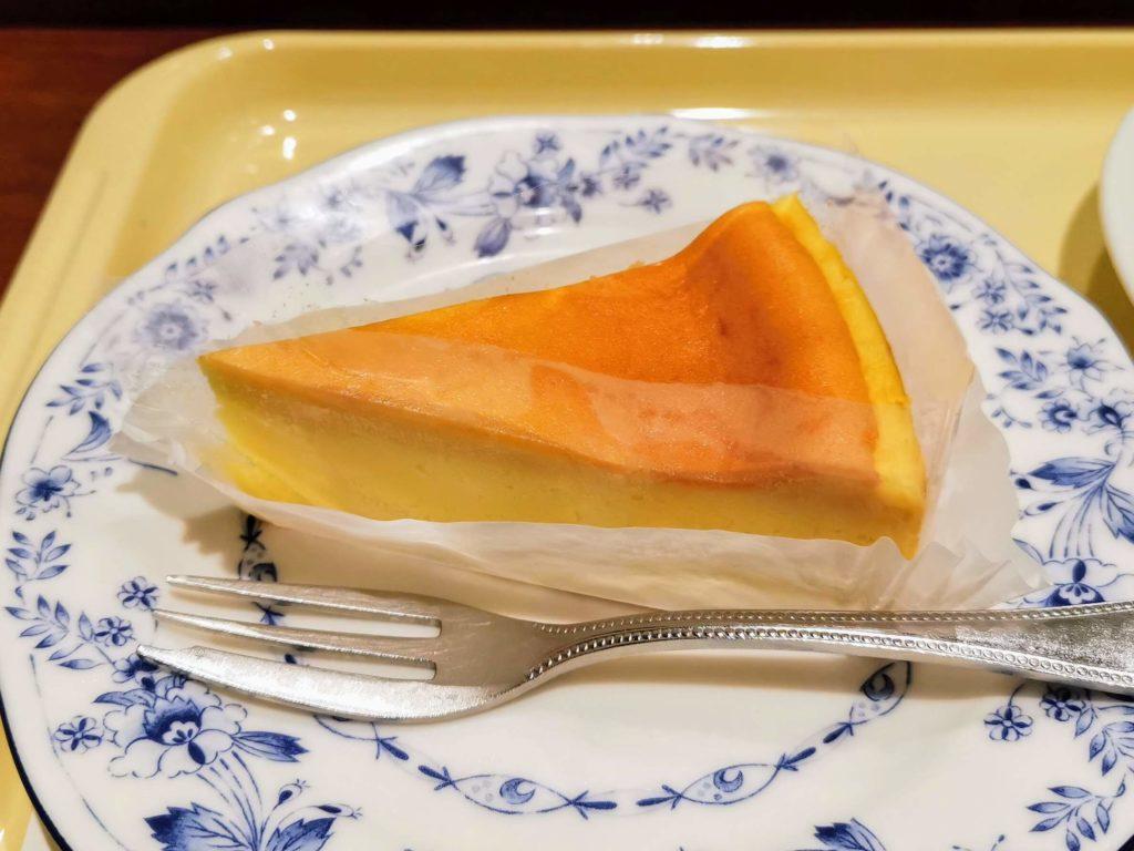 ドトールコーヒーショップ ベイクドチーズケーキ (12)