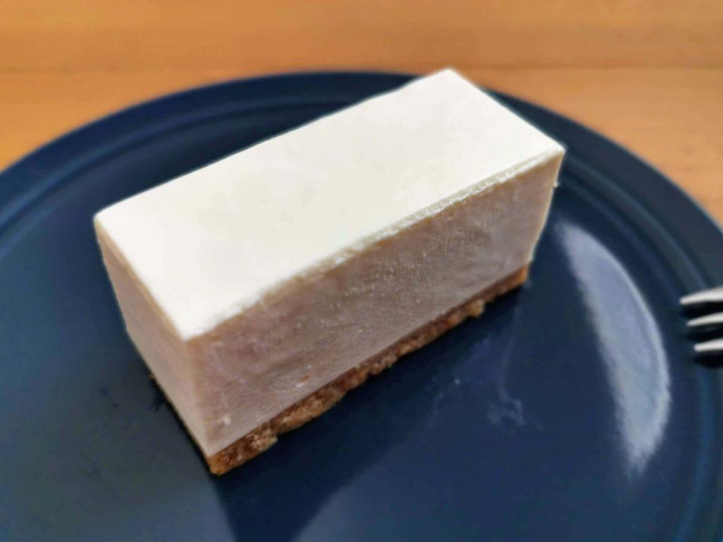 コガネイチーズケーキ きび砂糖プレーンのレアチーズケーキ (3)