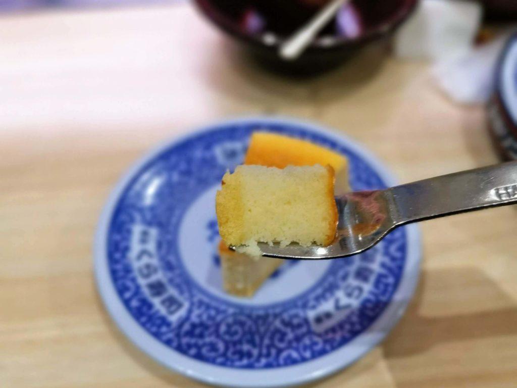 くら寿司 チーズケーキ (1)