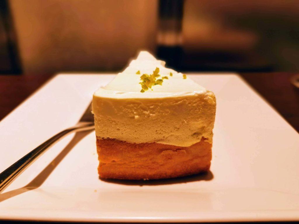 カフェミヤマ ダブルチーズケーキ (4)