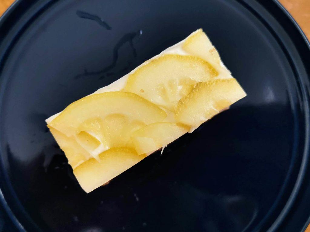 コガネイチーズケーキ ハニーレモンチーズケーキ (6)