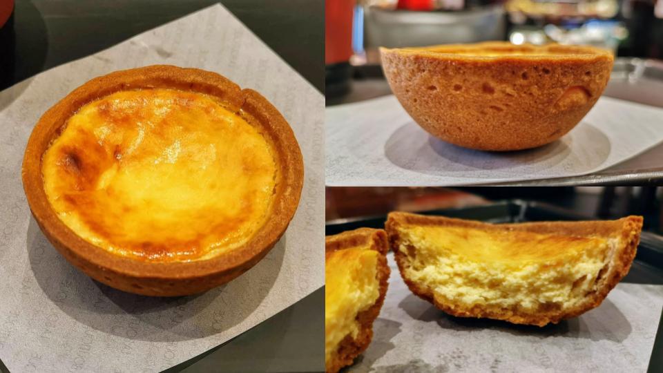 ルパンジョエル・ロブション アルザスのチーズケーキ (7)