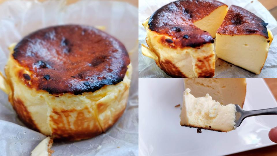 香のか バスクチーズケーキ