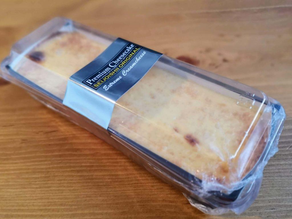 成城石井プレミアムチーズケーキ (3)
