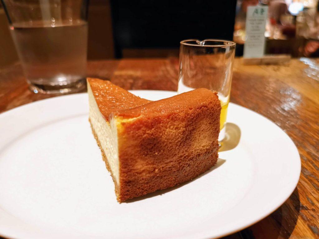 ブルックリンパーラー ニューヨークベイクドチーズケーキ (9)