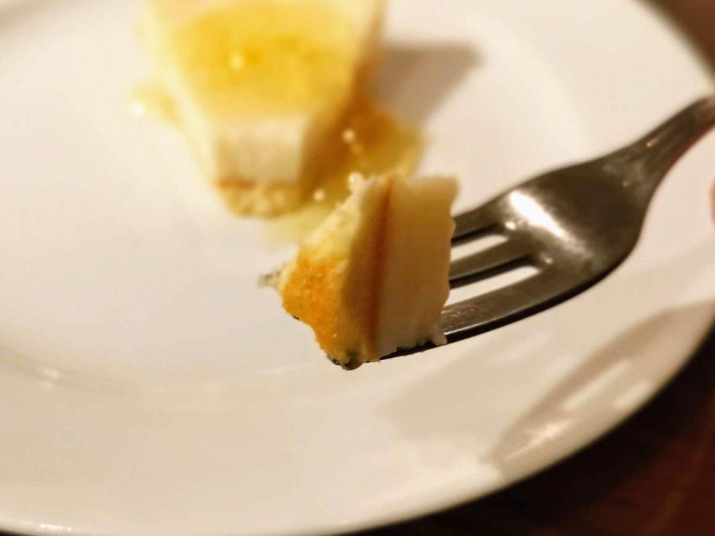 サンマルクレストラン チーズタルト (4)